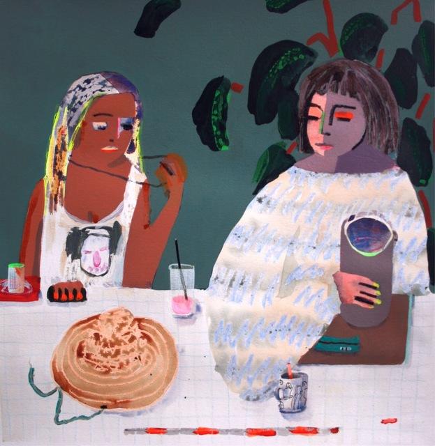 , 'Drinks,' 2018, Gaa Gallery