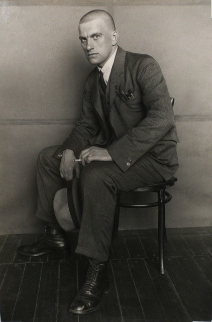 , 'Poet Vladimir Mayakovsky (On the Chair),' 1924, Bruce Silverstein Gallery