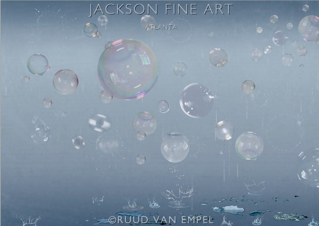 , 'Still Life Bubbles,' 2014, Jackson Fine Art
