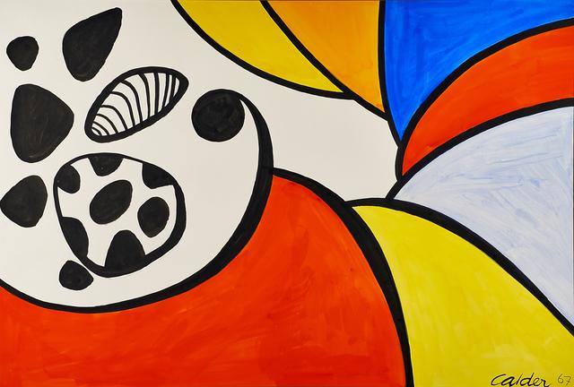 Alexander Calder, 'Billows', 1967, Rago/Wright