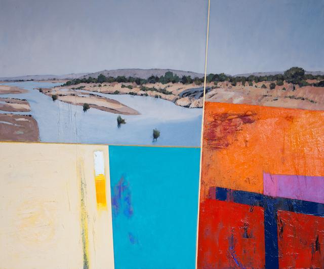 , 'Satara 6,' 2015, Christopher Moller Gallery