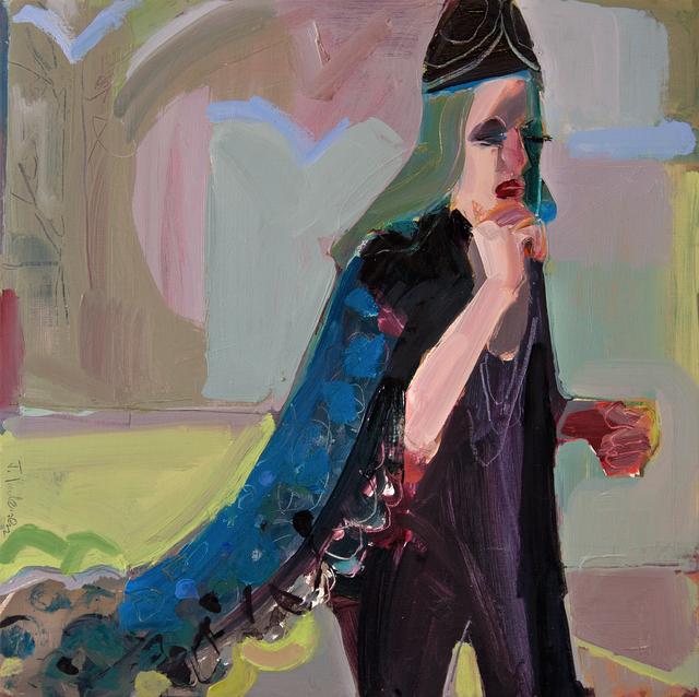 , 'Queenie,' 2018, 440 Gallery
