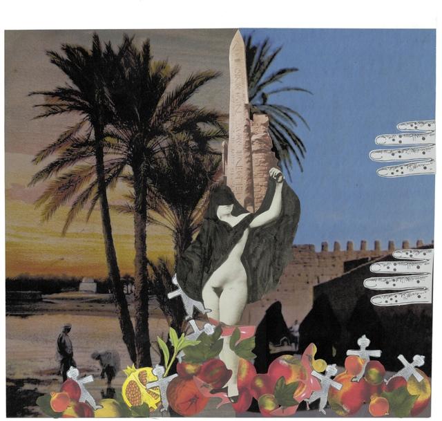 , 'Egyptian Magic,' 2015-2016, Hafez Gallery