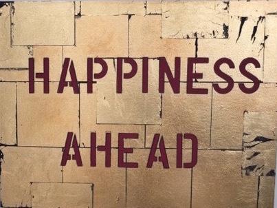 Zoe Grace, 'Happiness Ahead', 2017, David Lynch Foundation Benefit Auction