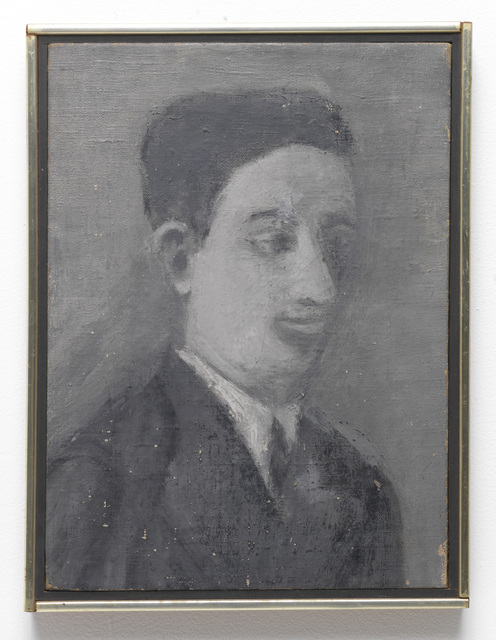 Milton Resnick, 'Nat', ca. 1937, Painting, Oil on canvas, The Milton Resnick and Pat Passlof Foundation