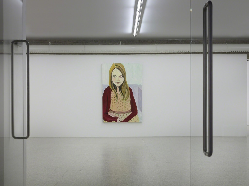 "Chantal Joffe | ""Moll"" (project), exhibition view. Ph. Dario Lasagni"