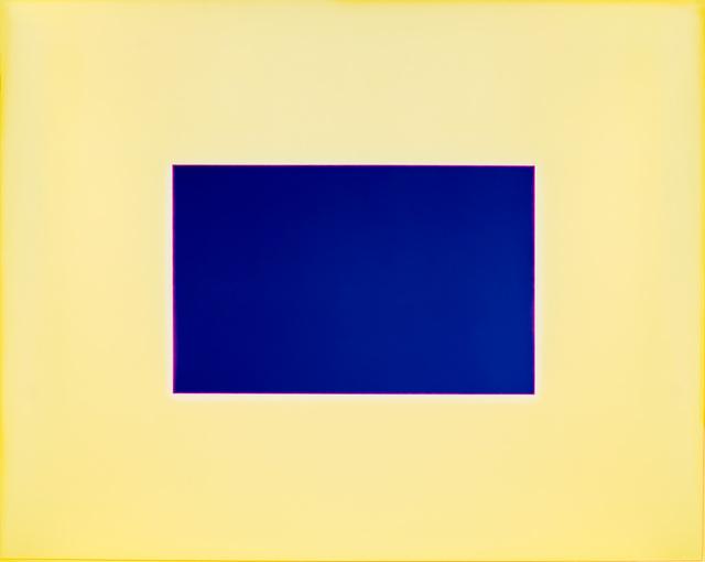 , 'Year Two, Cobalt 7, September 2007,' 2007, Holden Luntz Gallery