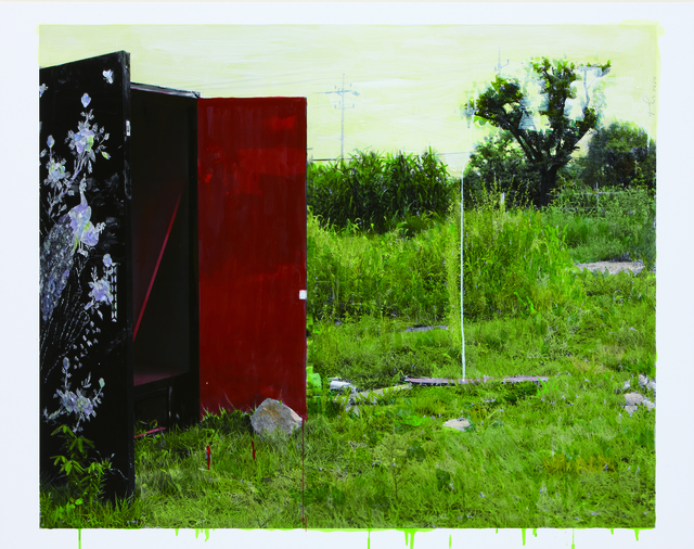 , 'The House - Closet,' 2010, ONE AND J. Gallery