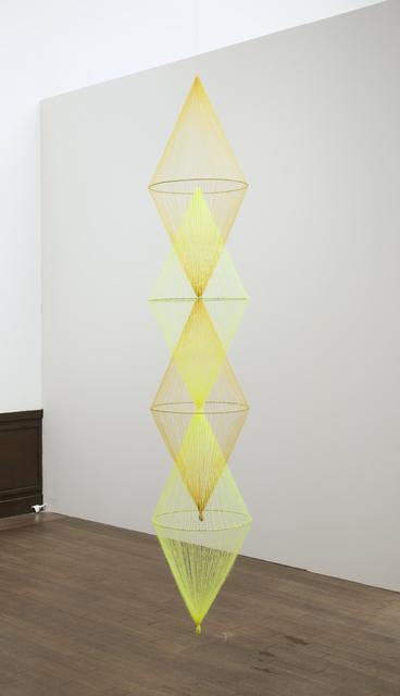 , 'High Spice Light Pillar,' 2018, Galleri Magnus Karlsson