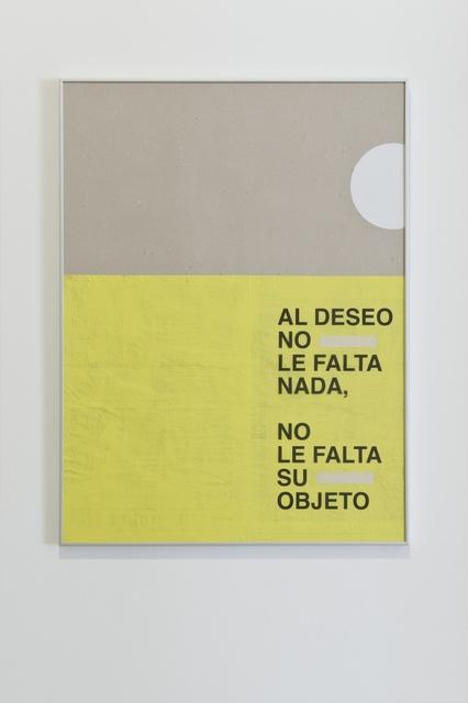 , 'Collages ideológicos,' 2013, Formatocomodo
