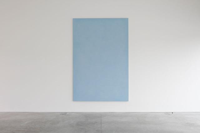 , 'Sia o no così, azzurro,' 2009, Lia Rumma