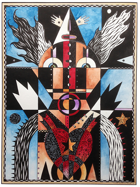 , 'The Wonder of Saint Valentine,' 2015, Nicole Longnecker Gallery