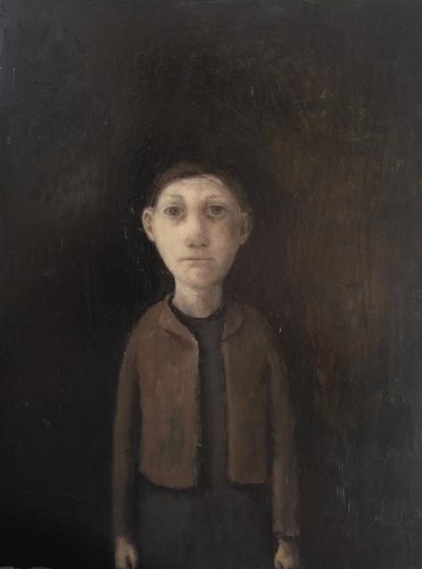 , 'The Old Brown Jacket,' 2016, bo.lee gallery