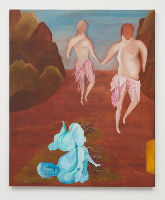 , 'Budas en la Cordillera de los Andes,' 1973, Lehmann Maupin