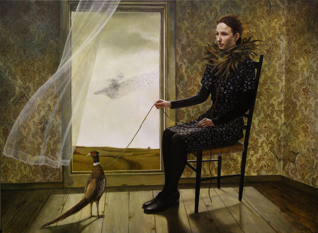 , 'The Pheasant Keeper - Limited Edition Signed Print,' , RJD Gallery