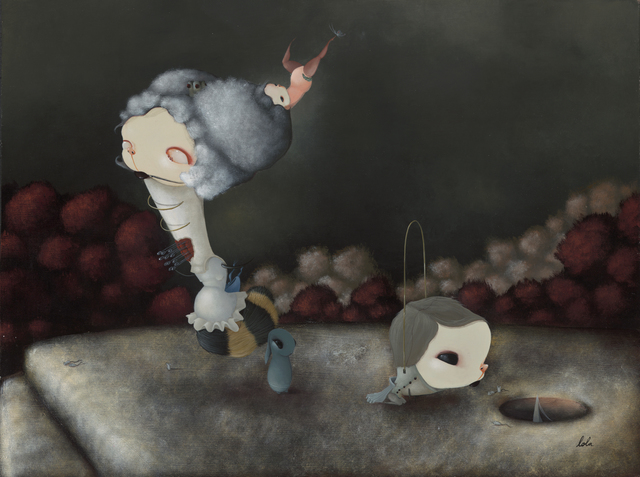 Lola Gil, 'Sir Francis the Explorer found a Most Peculiar Hole', Dorothy Circus Gallery