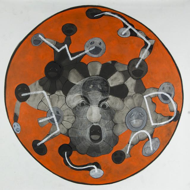 , '3664 (After Takashi Murakami),' 2012, Mazel Galerie