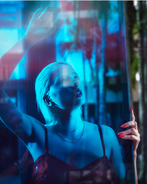David Drebin, 'Staring into the Blue', 2019, Photography, Digital C Print, Contessa Gallery