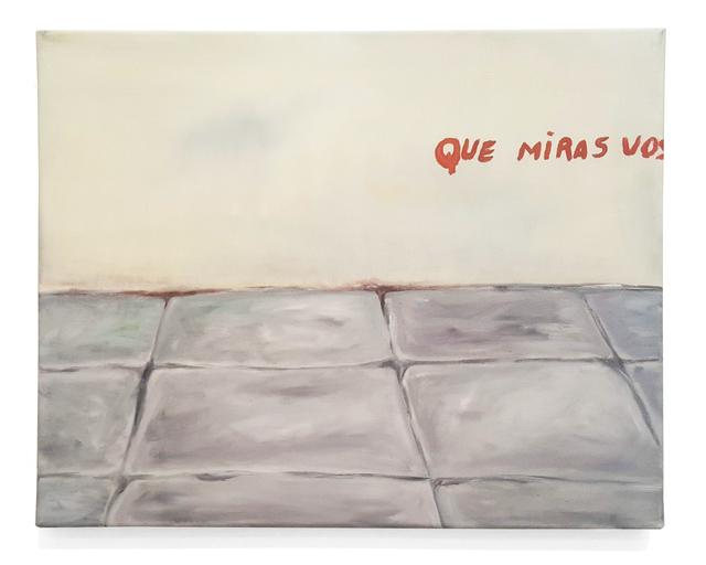 Gustavo Marrone, 'Untitled', 2015-2017, Cosmocosa