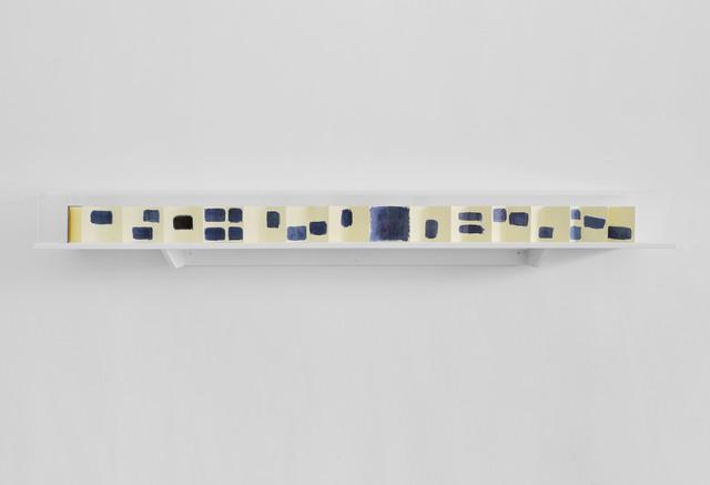 , 'Fading Frames,' 2014, MATÈRIA