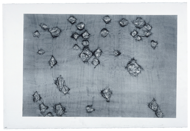 , 'warp & weft II,' 2007, Gemini G.E.L. at Joni Moisant Weyl
