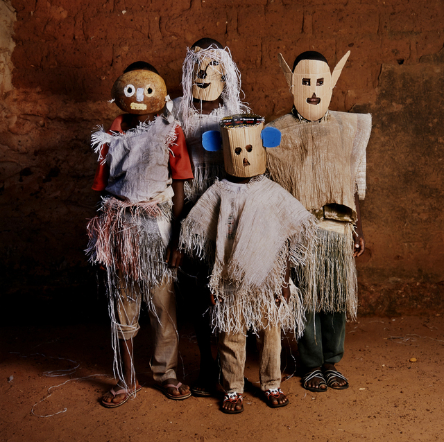 Phyllis Galembo, 'Dodo Masquerade, Burkina Faso', Friends Without a Border Benefit Auction