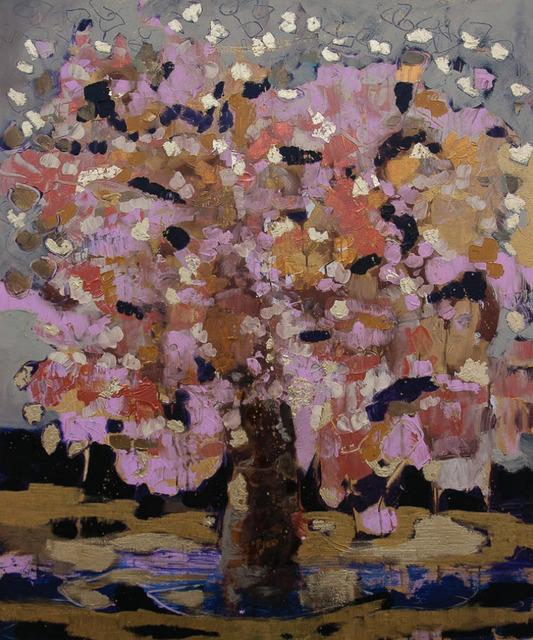 , 'Albero rosa,' 2016, Maddox Gallery