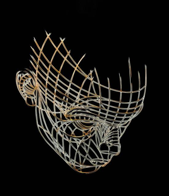 , 'Oro,' 2017, Victor Lope Arte Contemporaneo