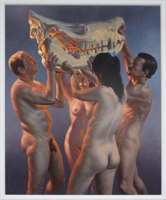 , 'Lift,' 2014, Koplin Del Rio
