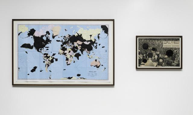 , 'Dark Matter,' 2014, Galeria Luisa Strina