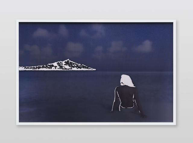 , 'Jennifer in Paradise, Stamp, CS6 lenticular series,' 2015, Future Gallery