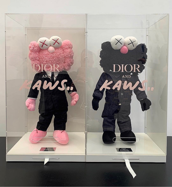 KAWS, 'BFF x Dior (Pink)', 2018, Vernissage Art Advisory