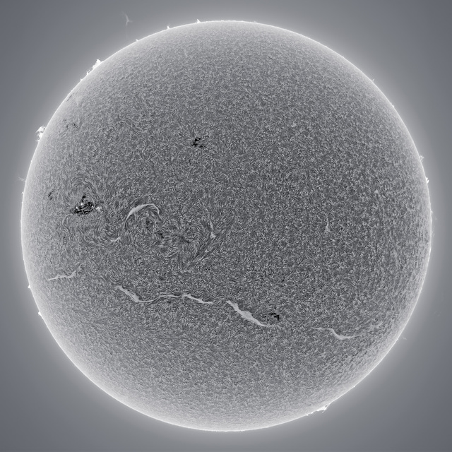 , '2015 May 3 – Cheri's Sun ,' 2015, photo-eye Gallery