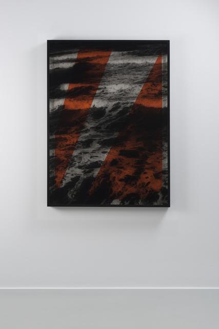 , 'L'Eternité (R1-Marseille-16/01/2016),' 2016, Galerie Mehdi Chouakri