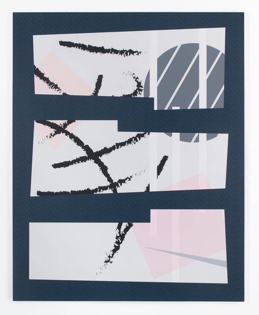 , 'Semblance,' 2018, James Fuentes