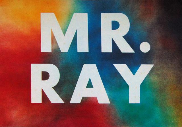, 'Mr. Ray,' 1975, Gilden's Art Gallery