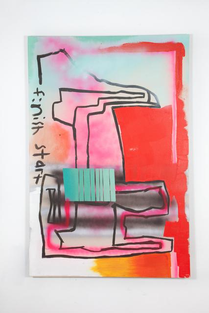 , 'Maze,' 2017, Red Arrow Gallery