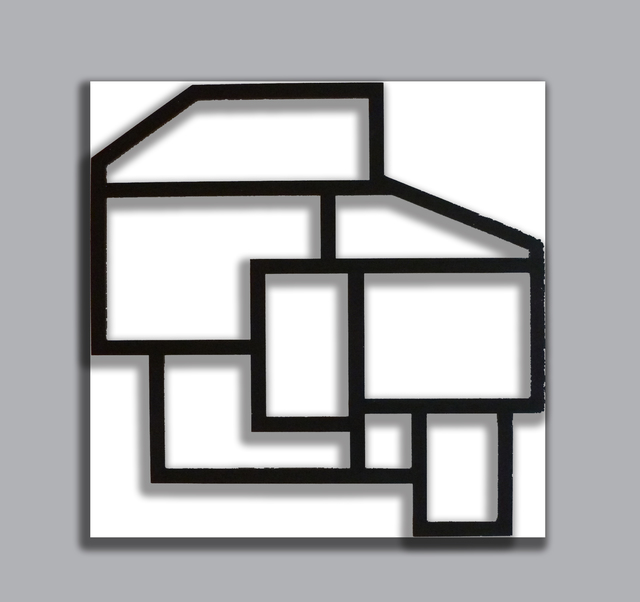 , 'Construction series (III.),' , Faur Zsofi Gallery