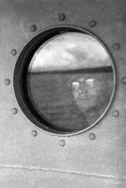 , 'View from Porthole,' 1952, Galerie Thierry Bigaignon