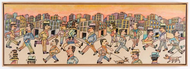 , 'Rincon Peatonal,' 2014, Opera Gallery