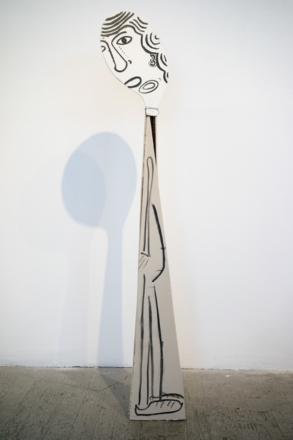 , 'Double Speak,' 2018, Gallery 16