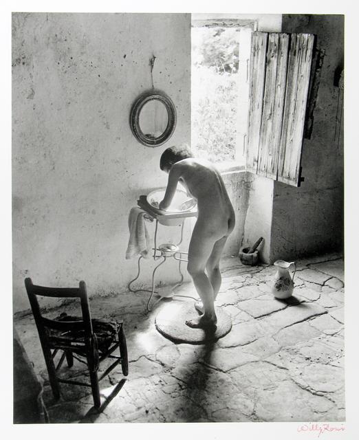 Willy Ronis, 'Le Nu Provençal, Gordes', 1949, Howard Greenberg Gallery