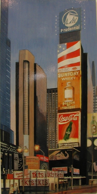 , 'Times Square Looking North,' 2003, Alpha 137 Gallery