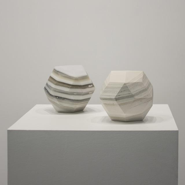 , 'Rhombic Triacontahedron , Series,' 2017, Gallery Madison Park