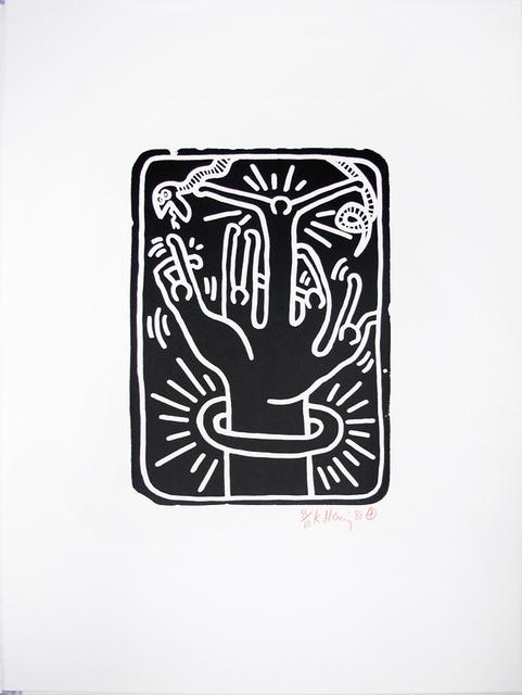 , 'Stones 1,' 1989, Hamilton-Selway Fine Art