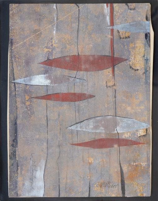 , 'Waagrechte und Senkrechte,' 1964, Galerie Reinhold Maas