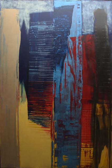 , 'Reflejos en la ciudad,' 1999, Vasari