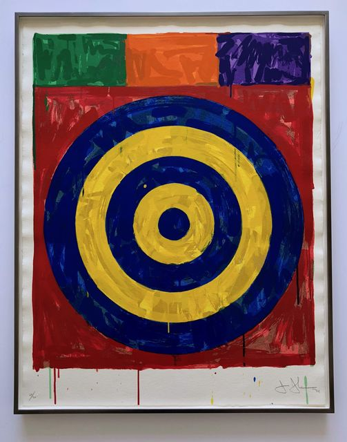, 'Target (ULAE 147),' 1974, Joseph K. Levene Fine Art, Ltd.