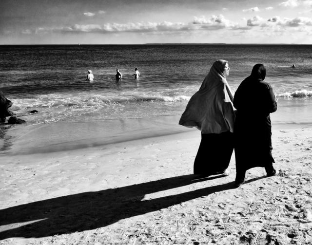 , 'Burqas at Coney Island ,' , Soho Photo Gallery