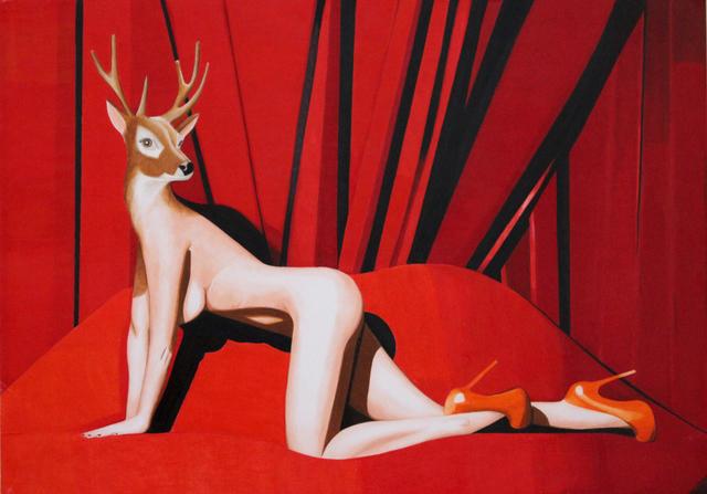 , 'Dear oh deer,' 2016, Imitate Modern